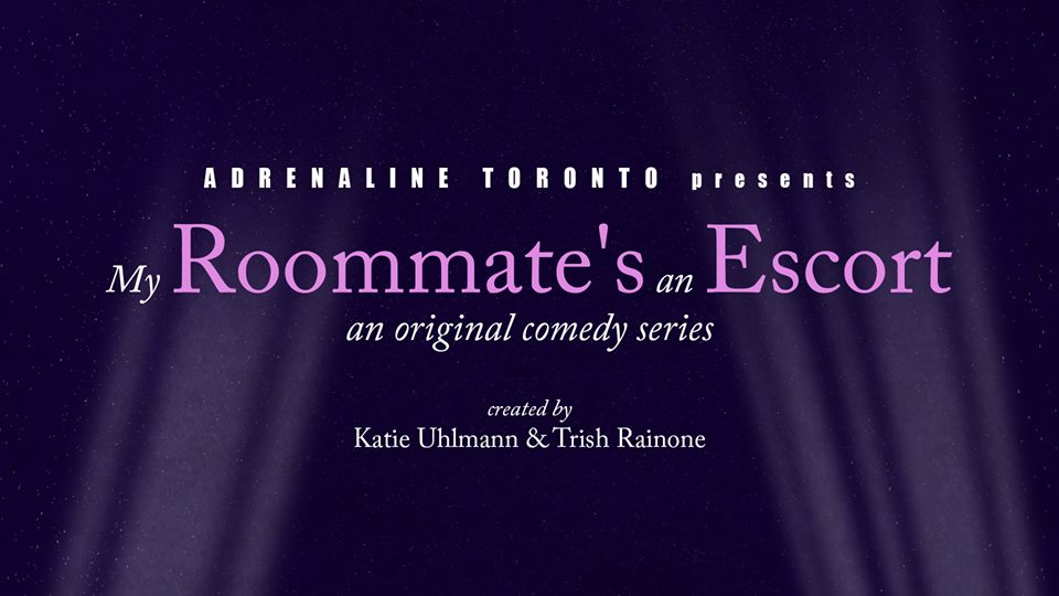 My Roommates An Escort Comedy Series Goes To Camera 5 November 2016