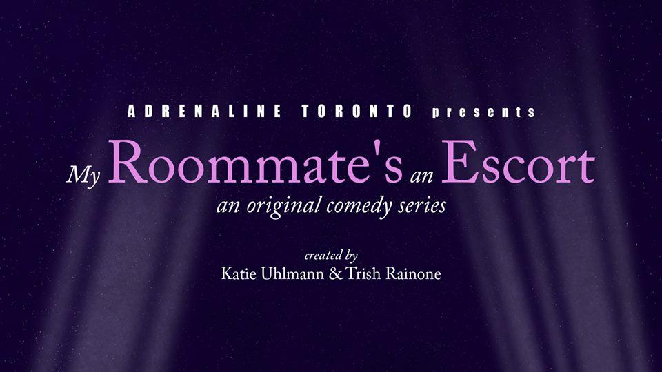 My Roommates An Escort Comedy Series Goes To Camera 5 November2016