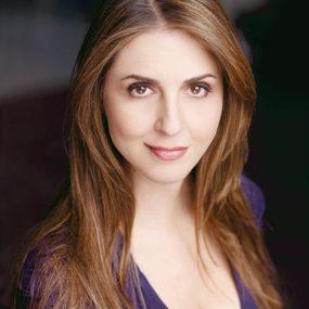 """Ellen Dubin as """"Ginger"""""""