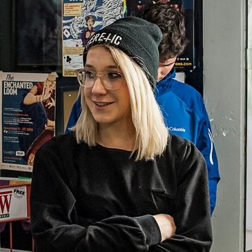 Heather Jennings (hair & makeup)