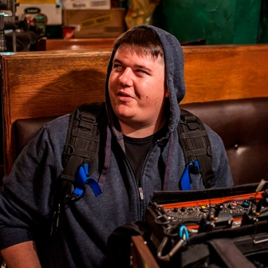 Jeff Chapman (Location Sound)