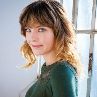 "Katie Uhlmann as ""Kesha"""