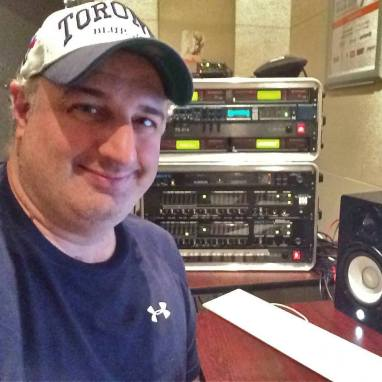 Mike Palozzi (Sound Designer)