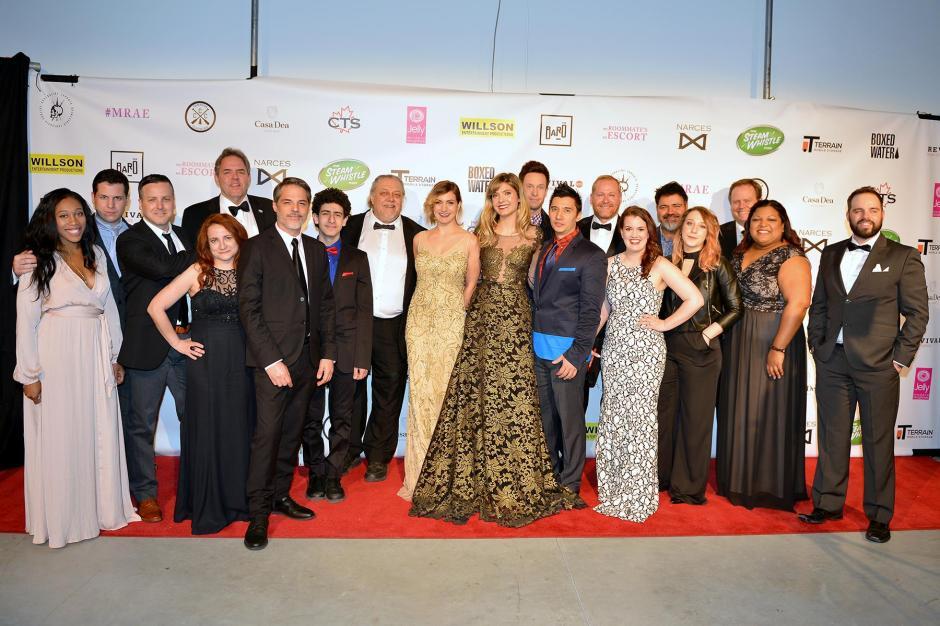 MRAE Cast and Crew - Gala