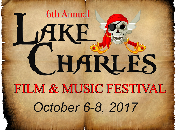 MRAE participates in the Lake Charles Film and Music Festival in Louisiana!