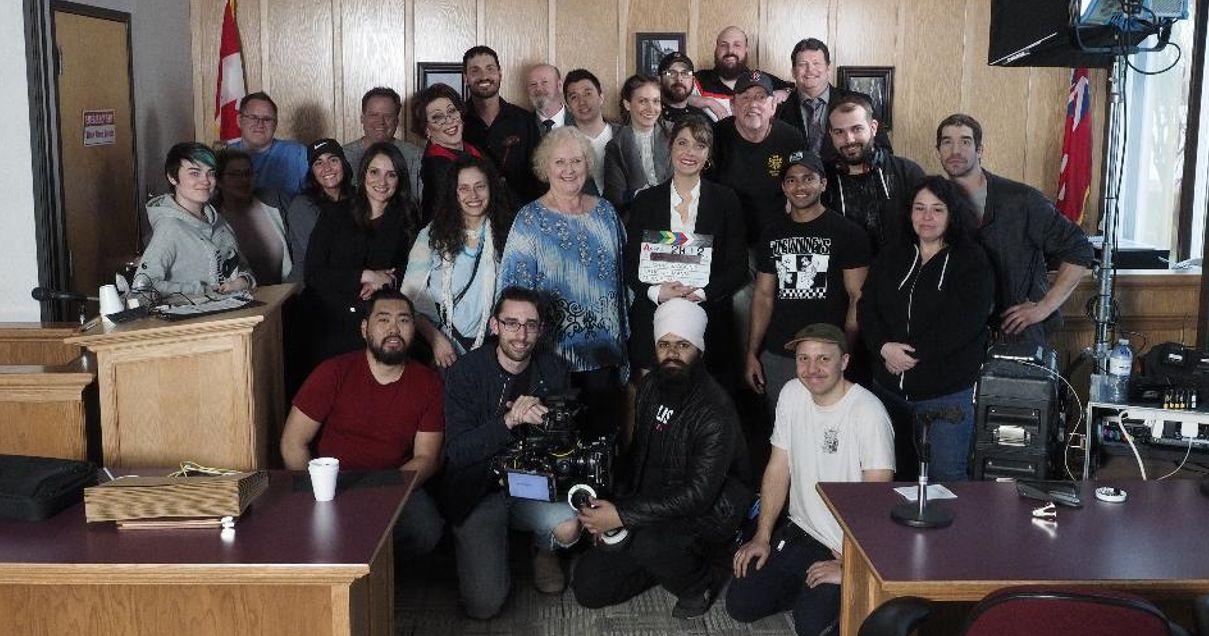 cast and crew MRAE web series